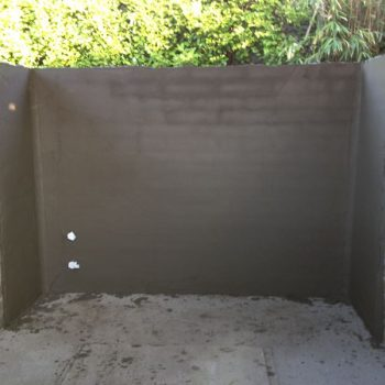 Carp Pool Using Sand and Cement Render | DBM Plastering Services